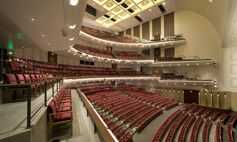 Series Seating Portfolio | Northrop Auditorium