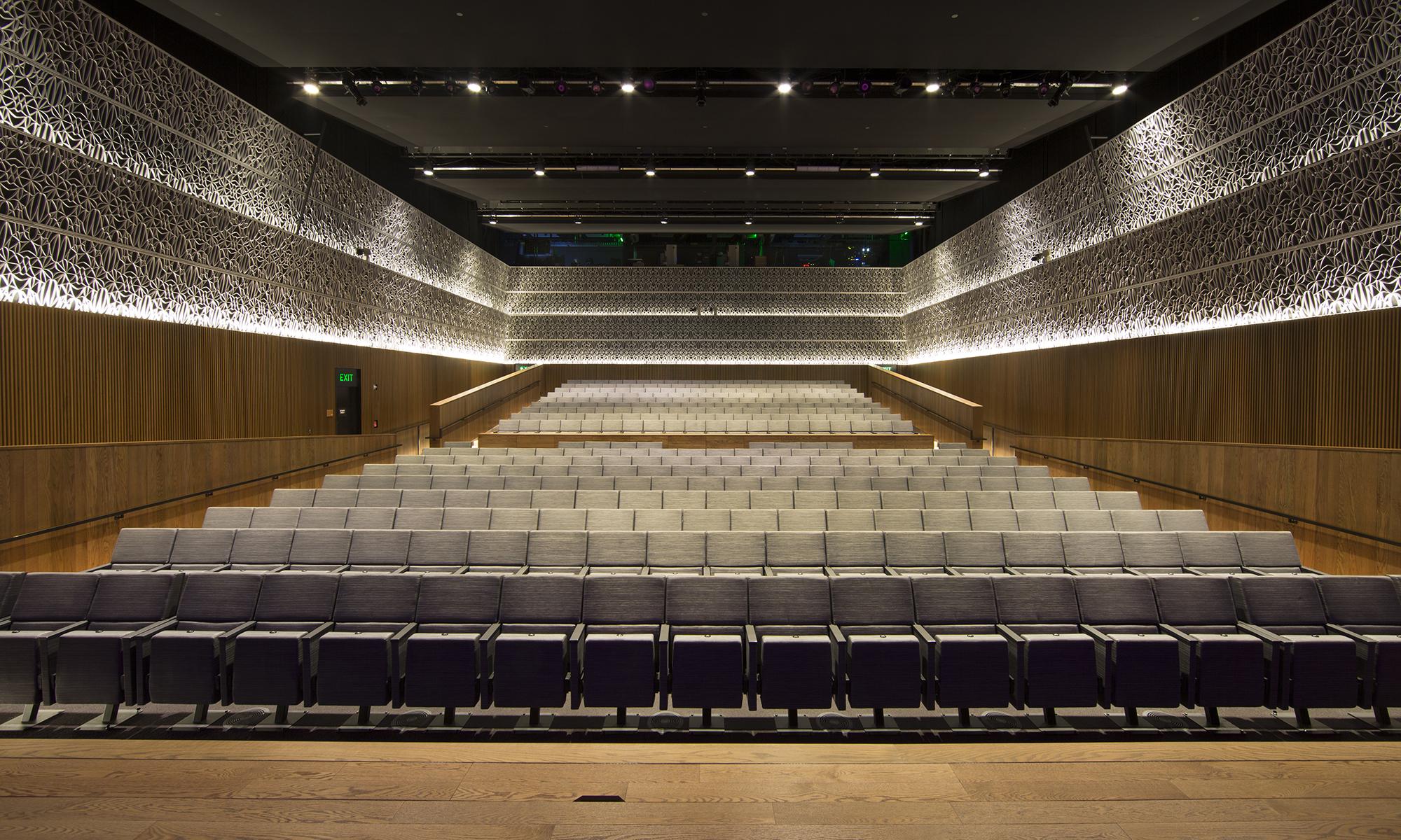 Auditorium Seating Manufacturer